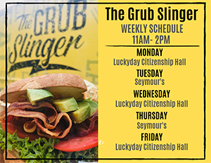 The Grub Slinger