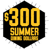 Summer Dining Dollars 300