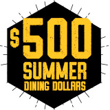 Summer Dining Dollars 500